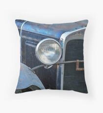 Another Wrecking Yard......Saddness Throw Pillow