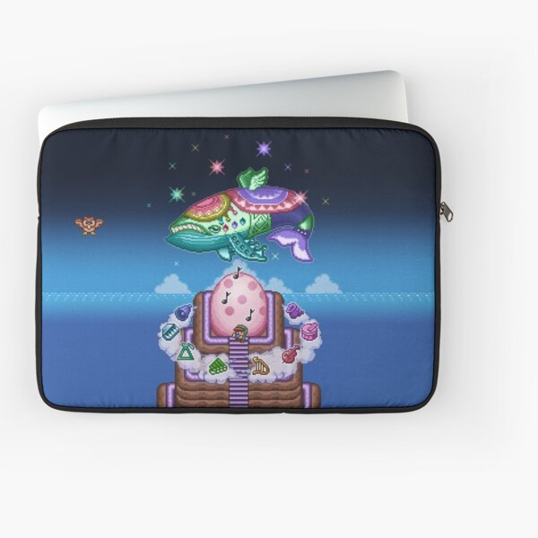 Wind Fish Laptop Sleeve