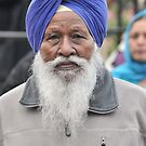 SIKHS FOR JUSTICE Plate #7 by Matsumoto