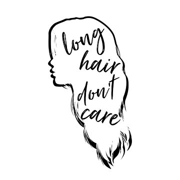 Long Hair Don't Care by ssorg