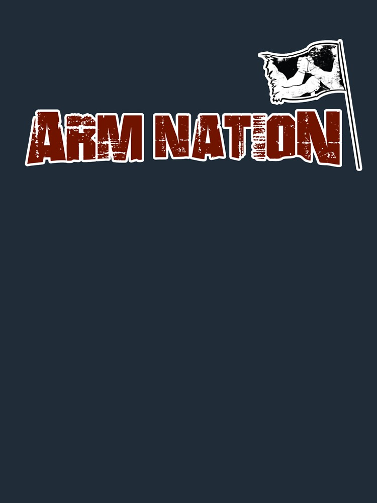 Arm Nation Merchandise by ryanp12