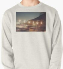 Venice Beach, vintage, oceanside, people,  beach photography, California photography Pullover