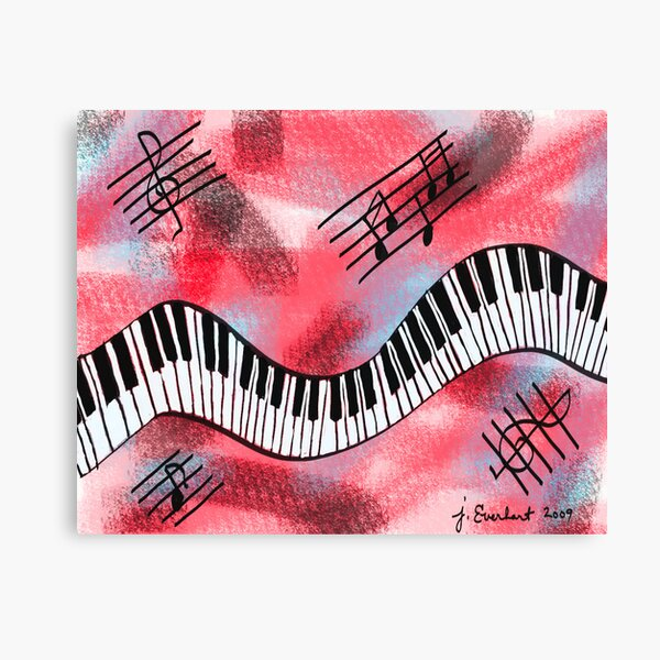 Music Moves Me Canvas Print