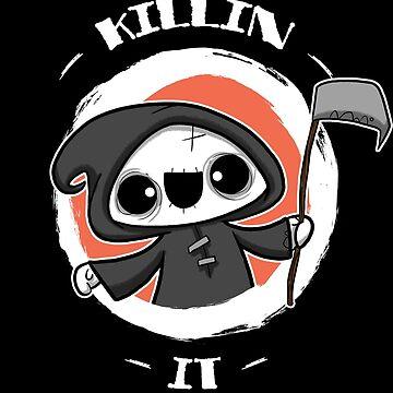 Creepies - Killin It - Grim Creeper by Anelina