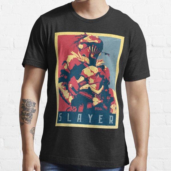 Goblin Slayer Political - Anime Shirt Essential T-Shirt