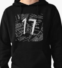 17  Pullover Hoodie