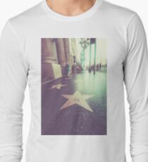 Hollywood, Beverly Hills, celebrities, movies, arts and entertainment Long Sleeve T-Shirt