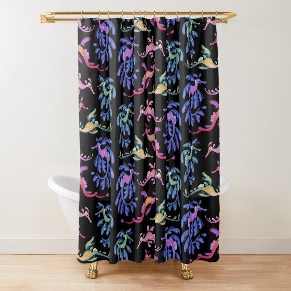 Sea dragons Shower Curtain