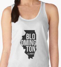 Bloomington, Illinois Women's Tank Top