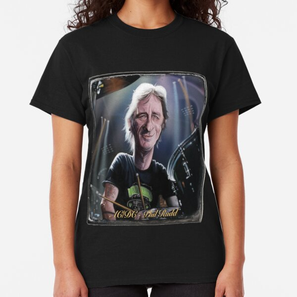 Phil Rudd Classic T-Shirt