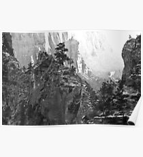 Trail to Angels Landing Poster