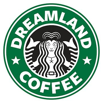 DREAMLAND COFFEE - DISENCHANTMENT by CUTOCARS