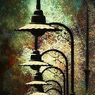 Night Lights by pat gamwell