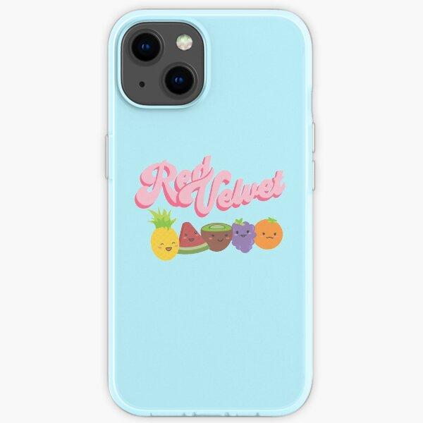 Red Velvet iPhone Soft Case