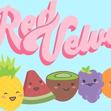 Red Velvet by indigoflame