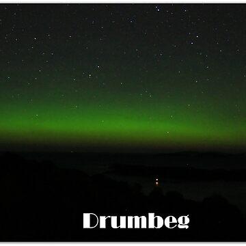 Drumbeg Aurora by Alexanderargyll