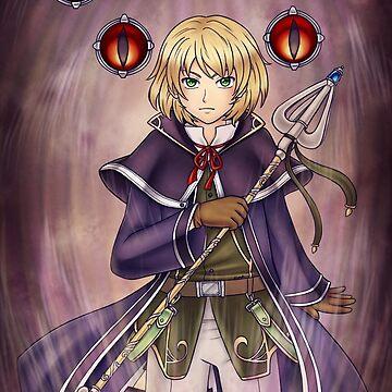 The Magician by Raichana