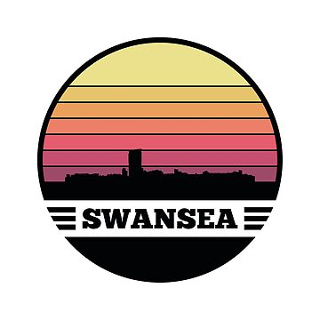 Swansea Skyline (Wales) by SvenHorn