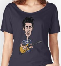 Dead and Company Guitarist John Mayer Women's Relaxed Fit T-Shirt