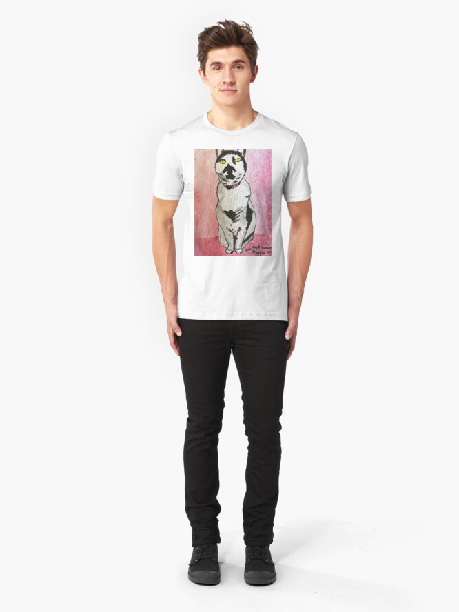 Alternate view of Magpie Slim Fit T-Shirt
