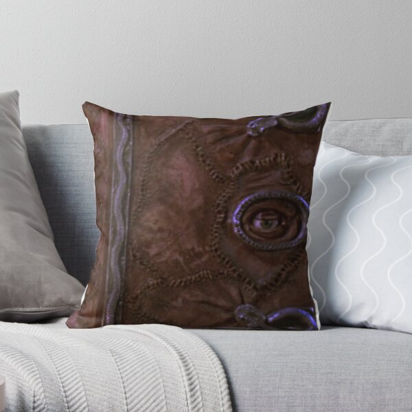 Winifred's Book Throw Pillow