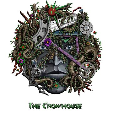 The Crowhouse by kiruriah