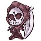 grim reaper by nickienac