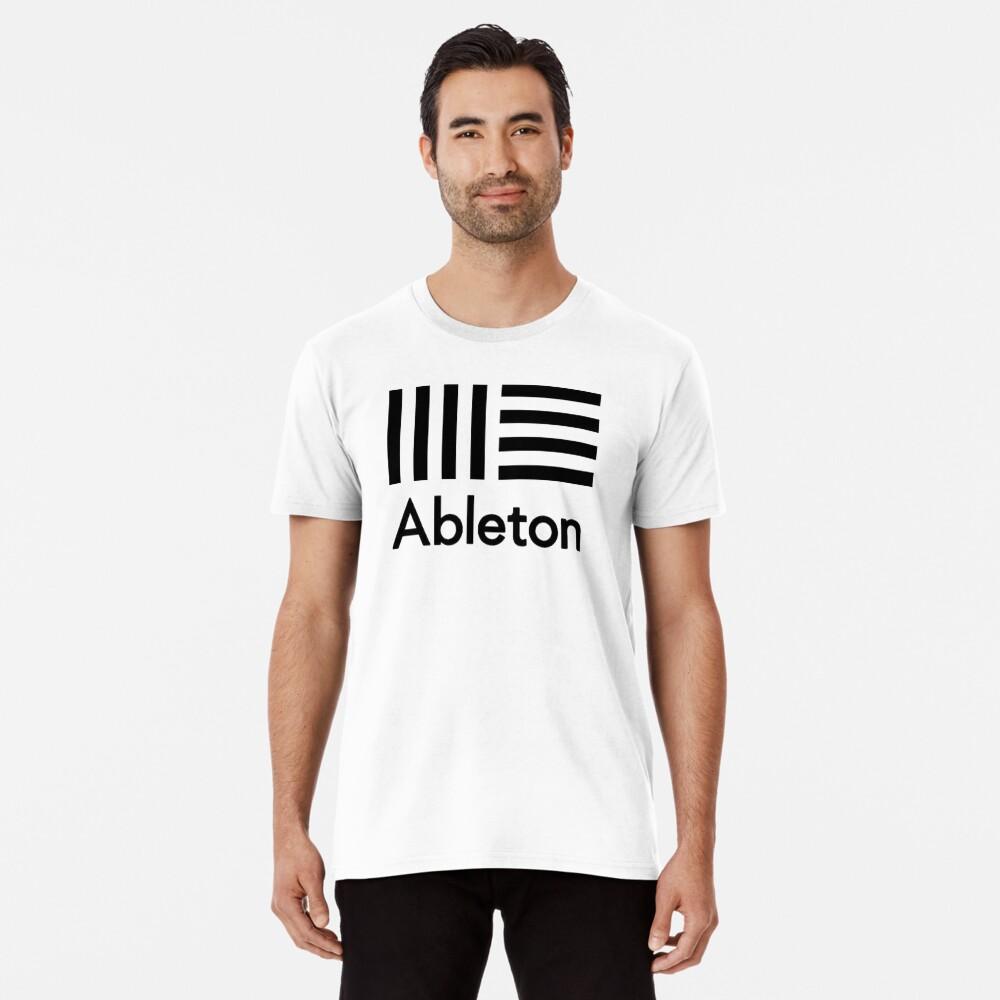 Ableton Camiseta premium