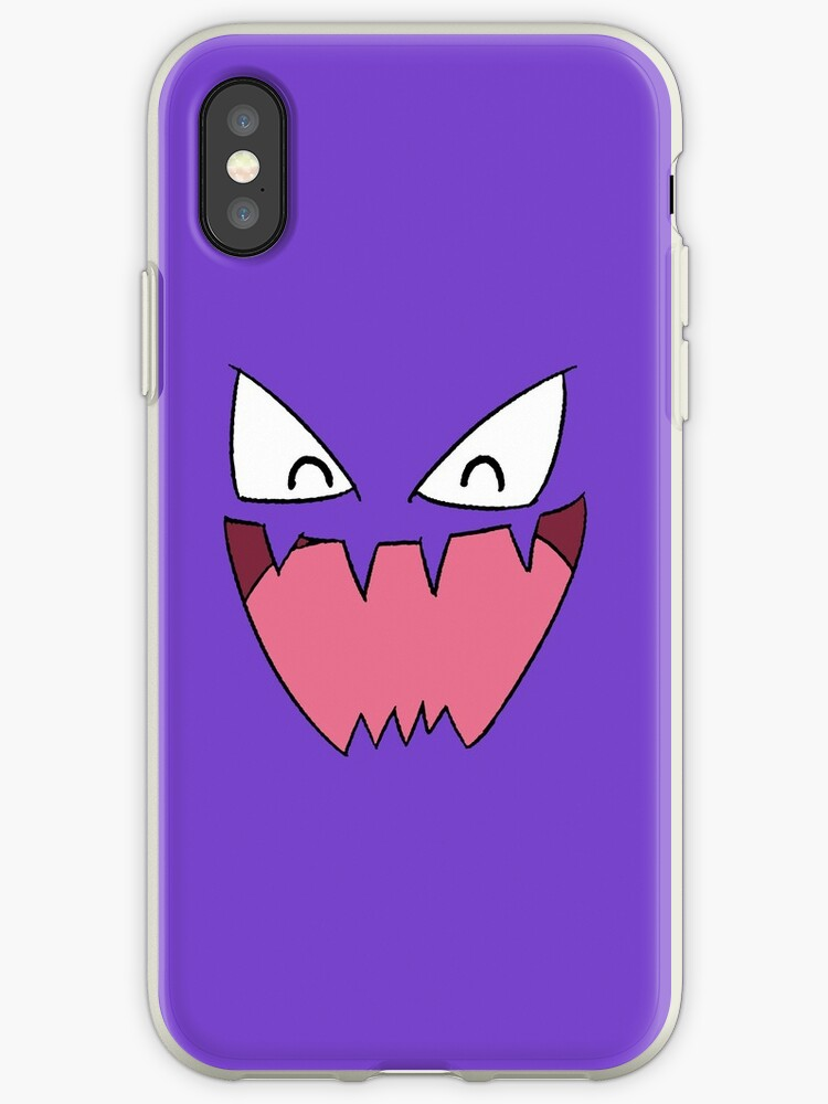 Haunter Face by Keikuroneko