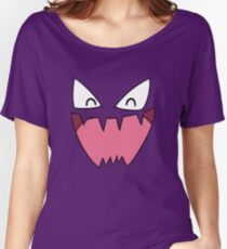 Haunter Face Women's Relaxed Fit T-Shirt