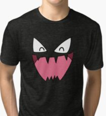 Haunter Face Tri-blend T-Shirt