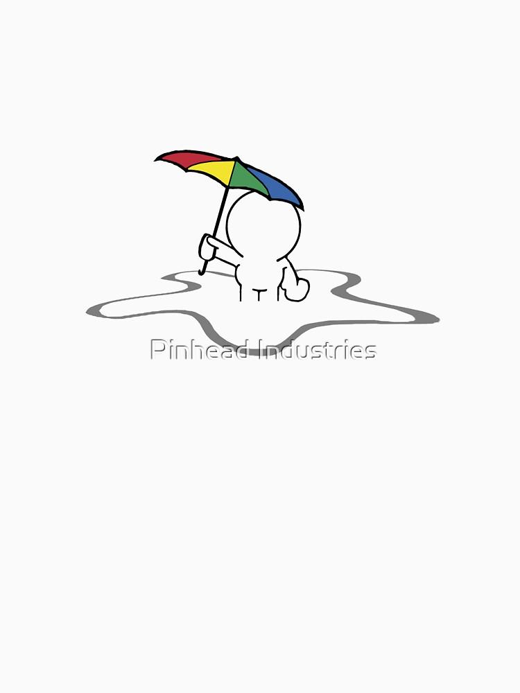 Pinhead in the Rain II by SteveWilliams