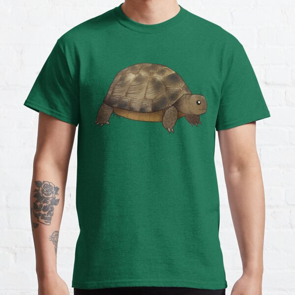 Russian Tortoise: Harold Classic T-Shirt