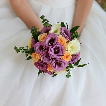bride flowers bouquet by tony4urban
