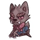 werewolf by nickienac