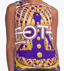 EOTO Bass Invaders Chakra Contrast Tank