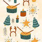 Christmas Toys by Lidiebug