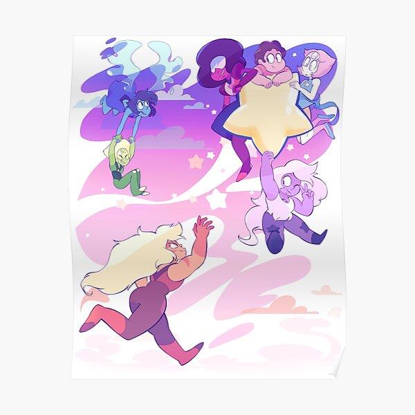 Star ride gems Poster