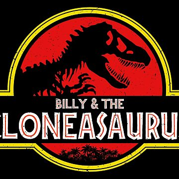 Billy and The Cloneasaurus  [Roufxis -RB] by RoufXis