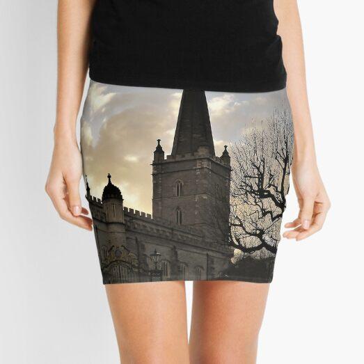 An Autumn Evening Mini Skirt