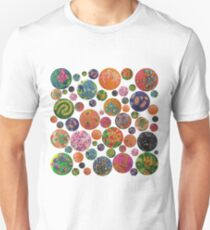 Petri Dish Polka Dot Unisex T-Shirt