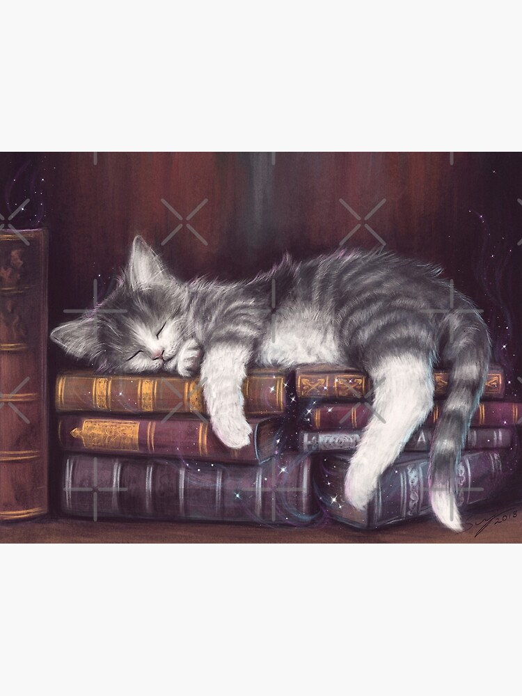 Keeper of the Books by svenja