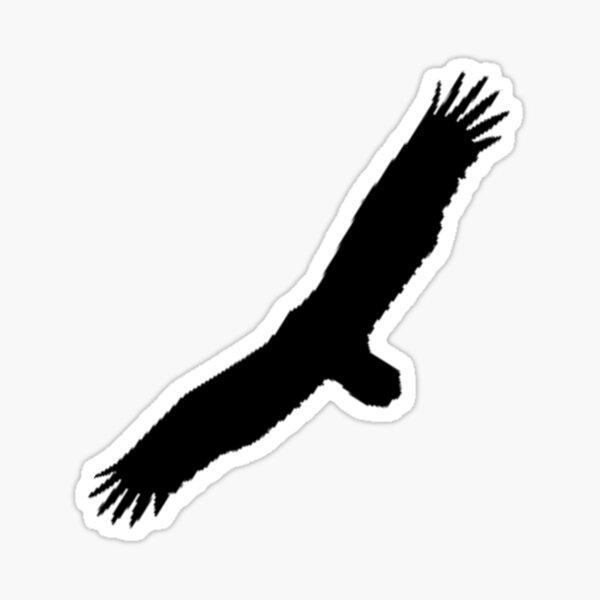 Vulture Sticker - II Sticker