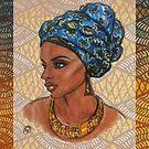 Nubian Queen by shireens