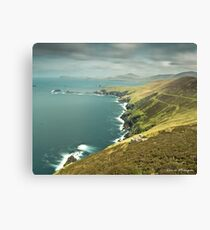 Great Blasket Island Canvas Print