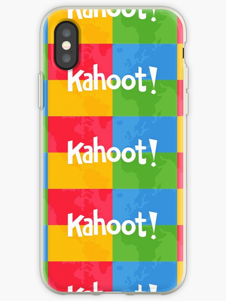 'Kahoot It' iPhone Case by SowSowArts