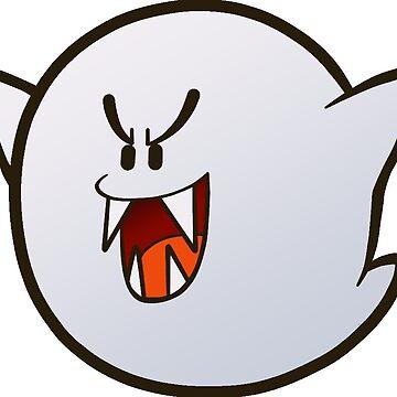 Big Boo Sticker by thomasmunroe