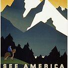 See America - Welcome to Montana by USAPropaganda