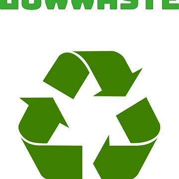 Lowwaste shirt environmental protection sustainable by hourglass7