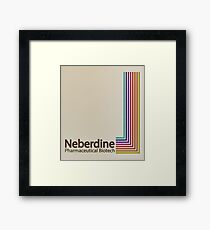 Lámina enmarcada Espectaculo maniaco - NPB / Neberdine